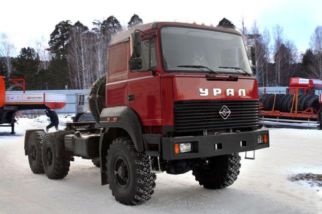 Седельный тягач «Урал 44202-3511-82М»