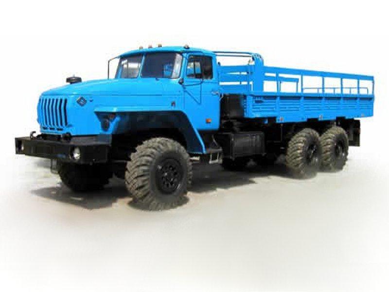 Бортовой автомобиль «Урал 4320-0110-61М»