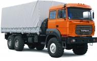 Бортовой автомобиль «Урал 4320-3970-82М» Б/К