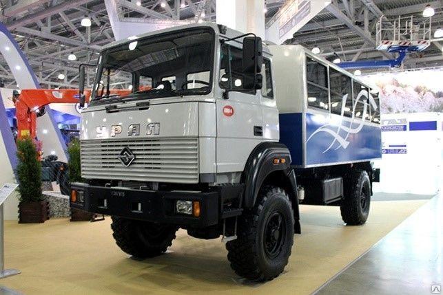 Вахтовый автобус «Урал 32552-3013-79М»