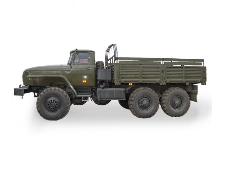 Бортовой автомобиль «Урал 4320-0112-61М»