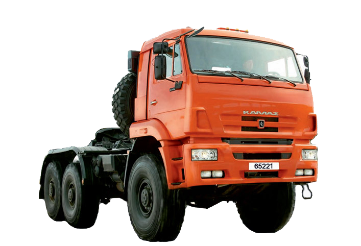 Седельный тягач «КамАЗ 65221»