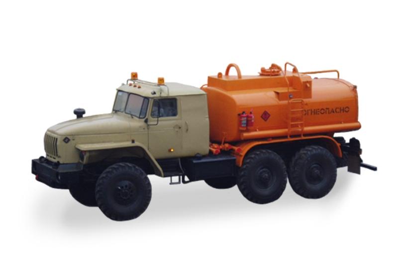 АТЗ-10 «Урал 4320-1912-70», общий вид