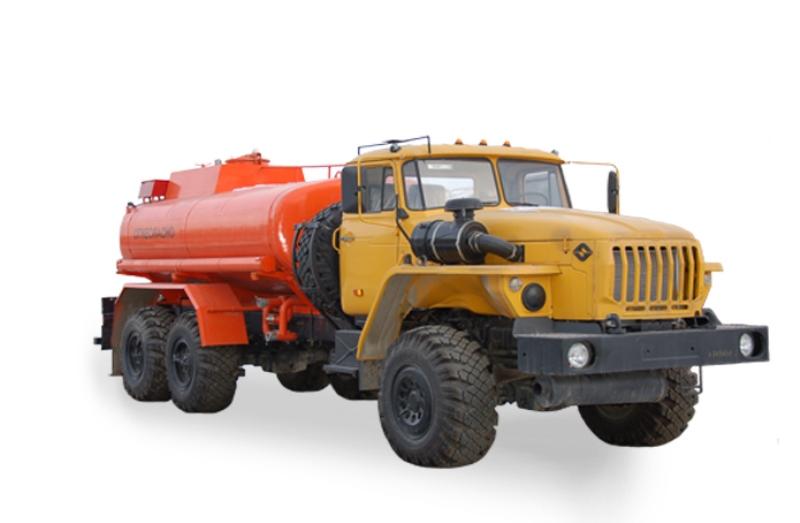 АТЗ-12 «Урал 4320-1912-60», общий вид