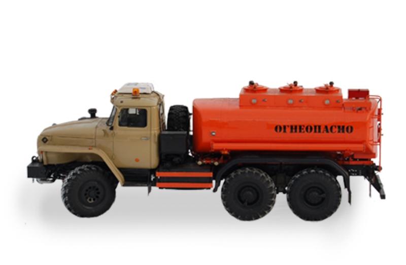 АТЗ-9 «Урал 5557-1151-60М», общий вид