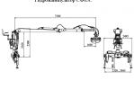 Гидроманипулятор СФ-65С