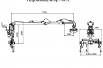 Лесовоз с гидроманипулятором СФ-65С 4456N5-20 на шасси Урал 55571-1151-60М