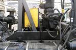 Седельный тягач «Камаз 43118», гидроманипулятор