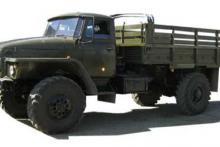 Бортовой автомобиль «Урал 43206-0552-71М»