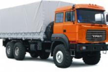 Бортовой автомобиль «Урал 4320-3970-80М»