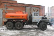 Автотопливозаправщик АТЗ-7.5 «Урал 5557-1151-60М»