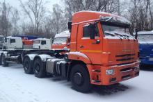 Седельный тягач «КамАЗ 6460»