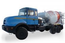 Автобетоносмеситель АБС - 5м3 «Урал 4320-78», общий вид
