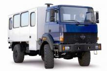 Вахтовый автобус «Урал-32552», общий вид
