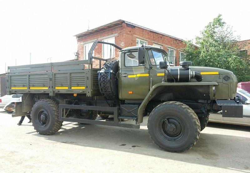 Бортовой автомобиль «Урал 43206-0112-71М»