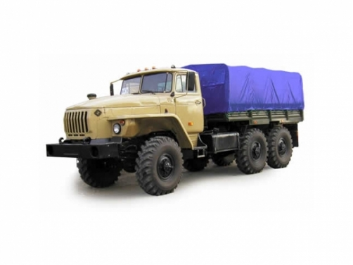 Бортовой автомобиль «Урал 4320-0112-73М»