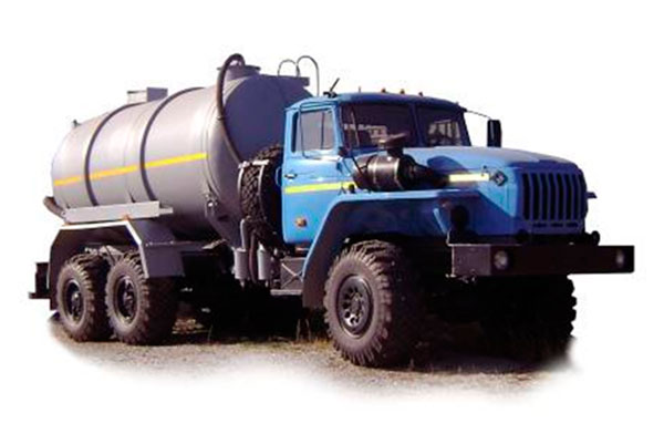 Машина вакуумная МВ-10 «Урал 4320-1912-60М»
