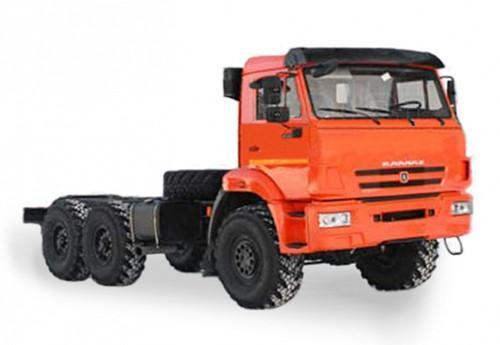 Шасси «КамАЗ 5350»