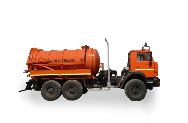 Автоцистерна АКНС-10 «Камаз 43118»