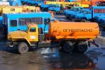 Автоцистерна для сбора нефтепродуктов АКН-10 «Урал 4320-1912-60М»