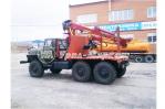 Лесовоз с гидроманипулятором ОМТЛ-70-02 4456N5-20 Урал 55571-1151-60М