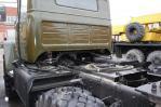 Седельный «Урал 44202-0511-60М» со спальным местом, вид сзади