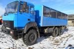 Вахтовый автобус «Урал 3255-3013-79М-28»
