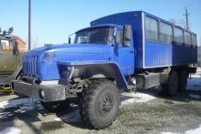 Вахтовый автобус «Урал 3255-0013-61-28»