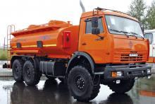 Автотопливозаправщик АТЗ 10 «Камаз 43118»