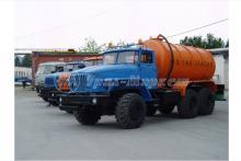 Автоцистерна нефтепромысловая АЦН-10С «Урал 4320-1912-60М»