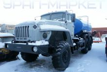 Водовоз АЦПТ-10 «Урал 4320-1951-60М», общий вид