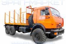 Сортиментовозный тягач «Камаз 43118» 6749A7